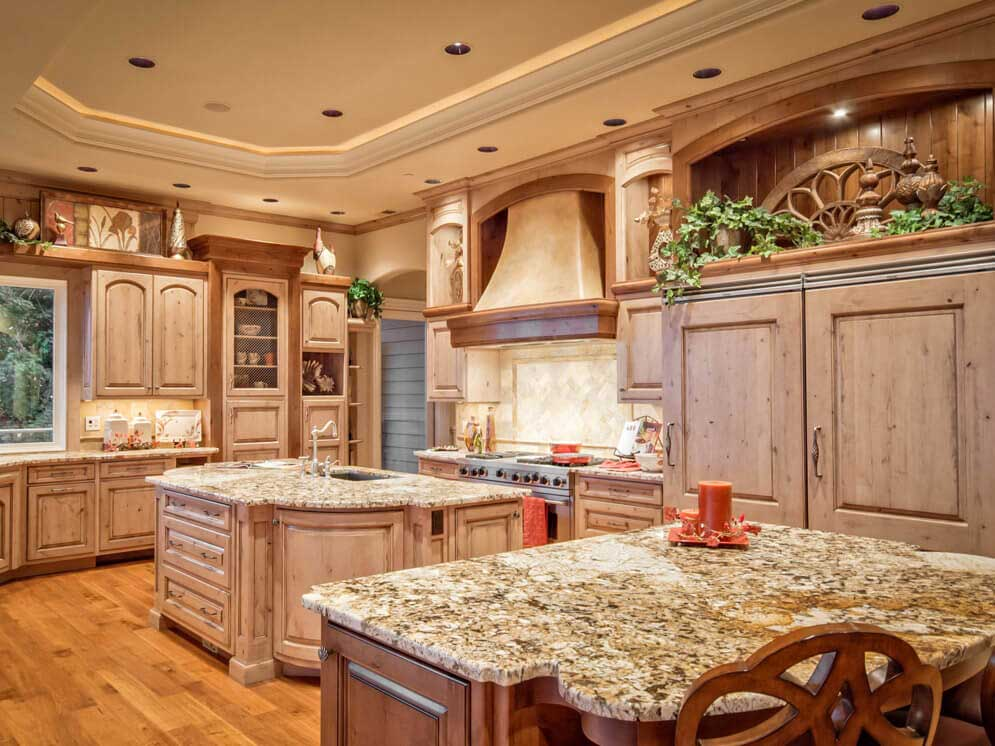 Kitchen Remodel Phoenix General Contractor Project In Glendale
