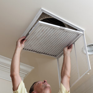 changing-air-filters-for-az-homeowners-looking-to-maintain-their-homes-electricity-with-rictor-contracting-in-glendale-az