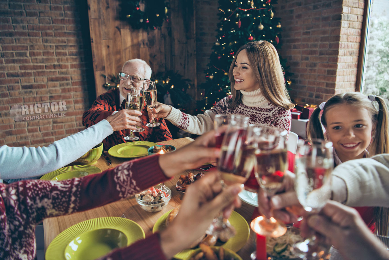Why Hosting The Holidays Causes You To Think About Home Improvement
