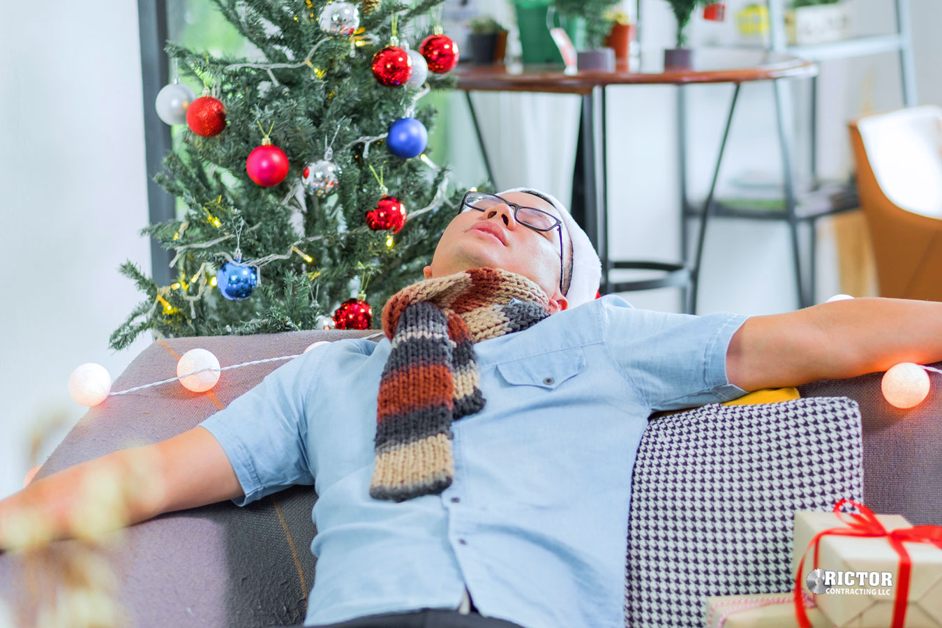 sleeping-arrangements-for-christmas-holiday-can-make-homeowners-think-about-home-improvement-in-phoenix-az